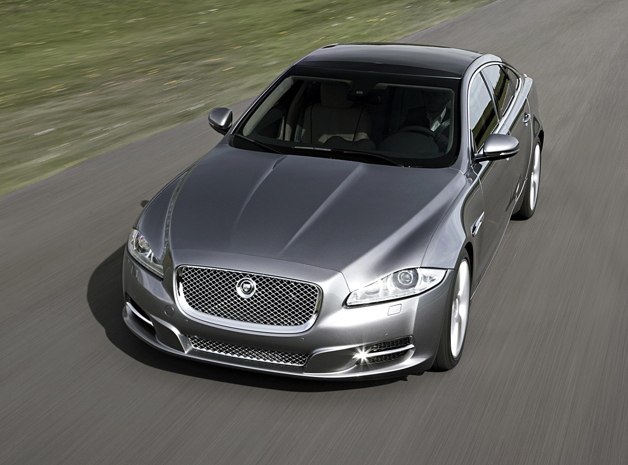 jaguar preview sneak news roadshow xj ct