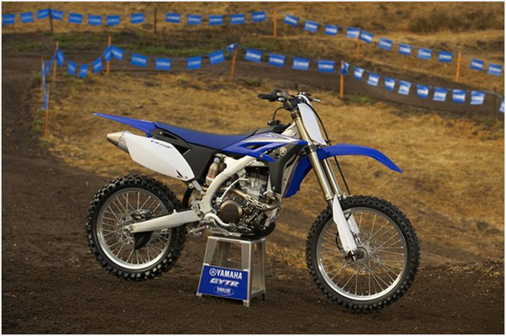 2010 Yamaha YZ250F | Top Speed