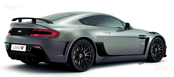 2010 Aston Martin Elite LMV/R Sport Car