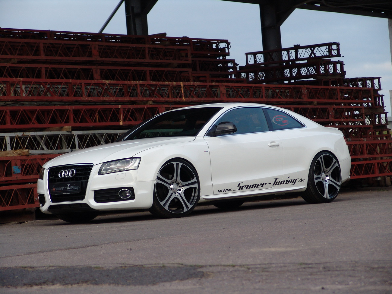 Audi A5 Coupe By Senner Pictures Photos Wallpapers Top Speed