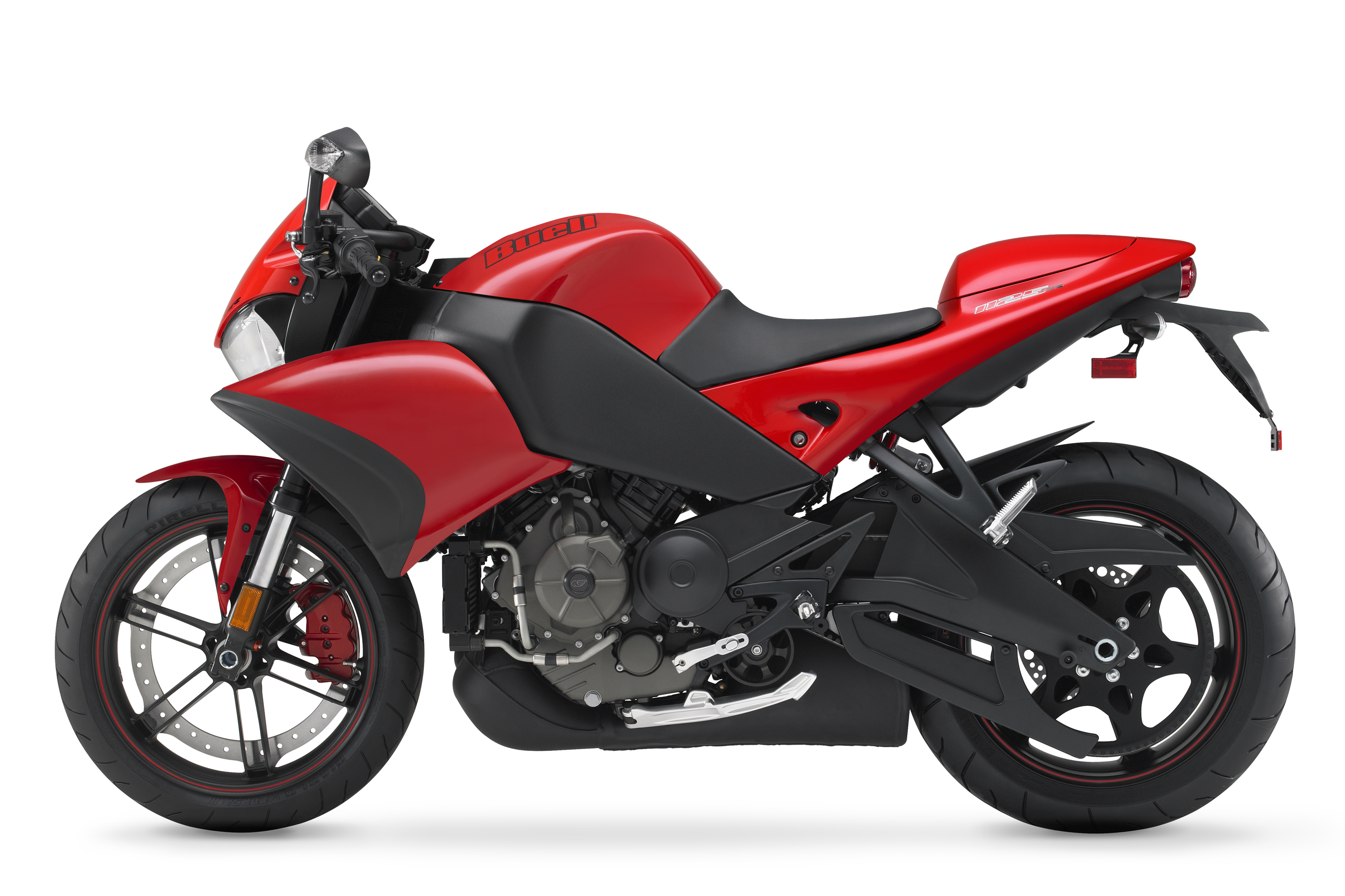 2009 Buell 1125CR | Top Speed