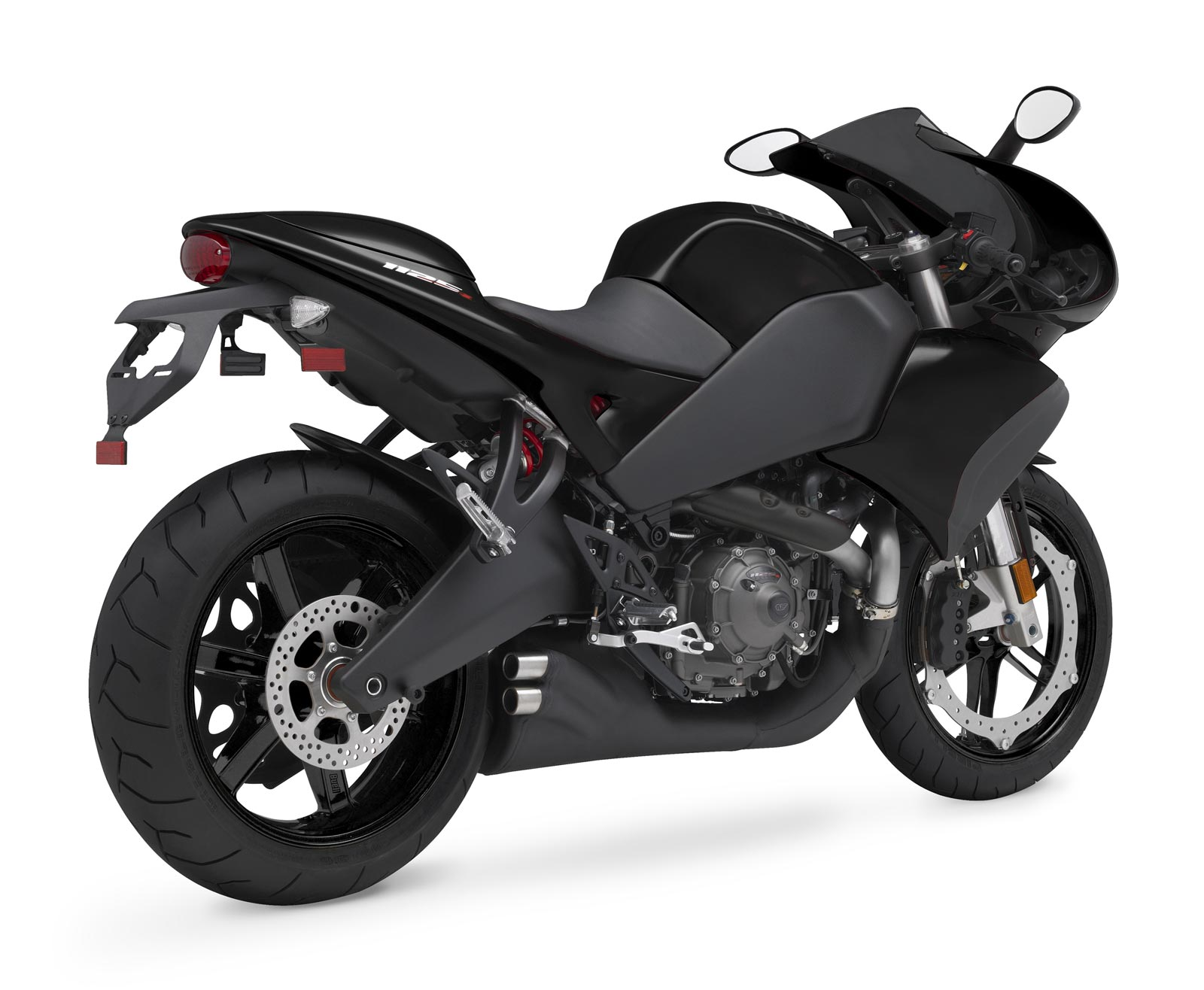 2009 Buell 1125R | Top Speed. »