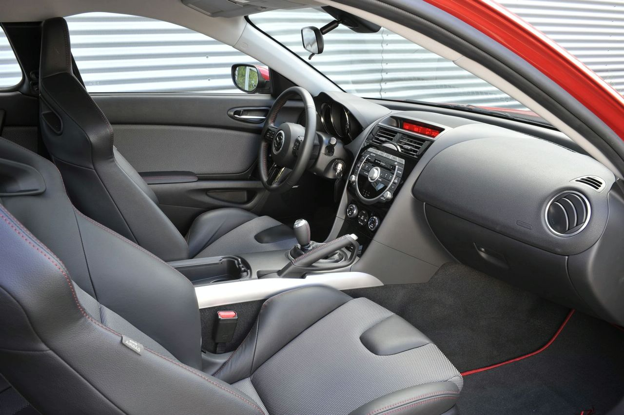2010 - 2011 Mazda RX-8 | Top Speed