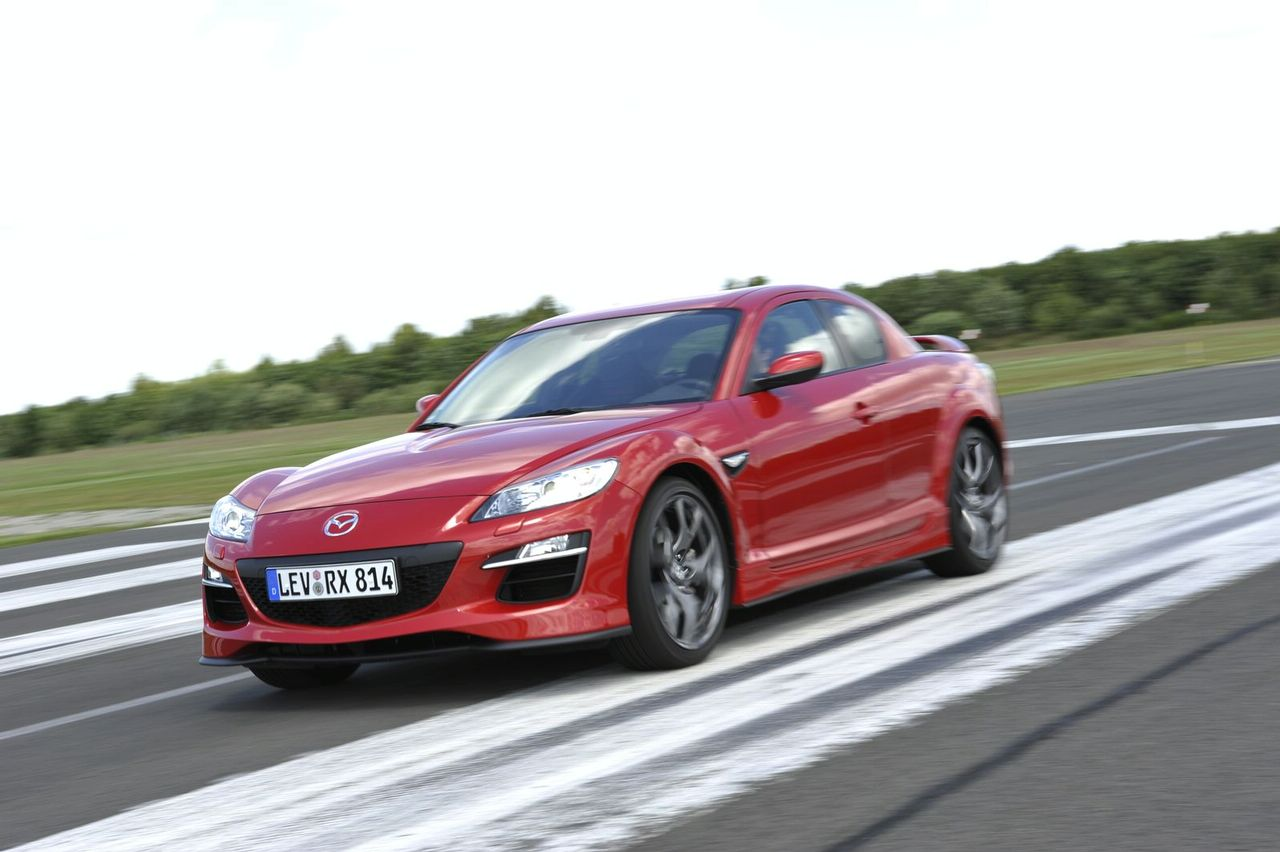 Mazda Confirms The Rotary Engine's Return But It Doesn't