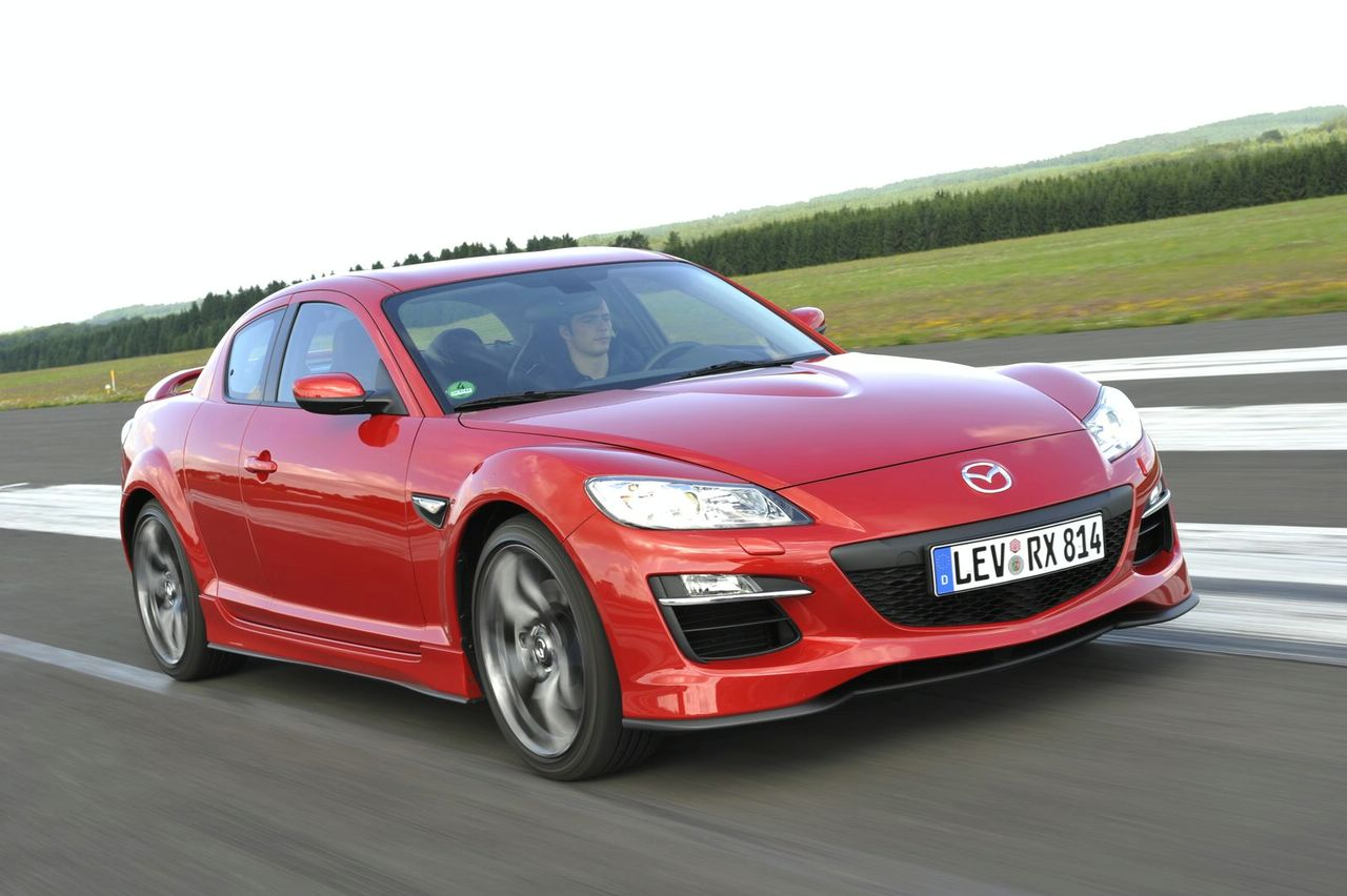 2010 - 2011 mazda rx-8 review - top speed