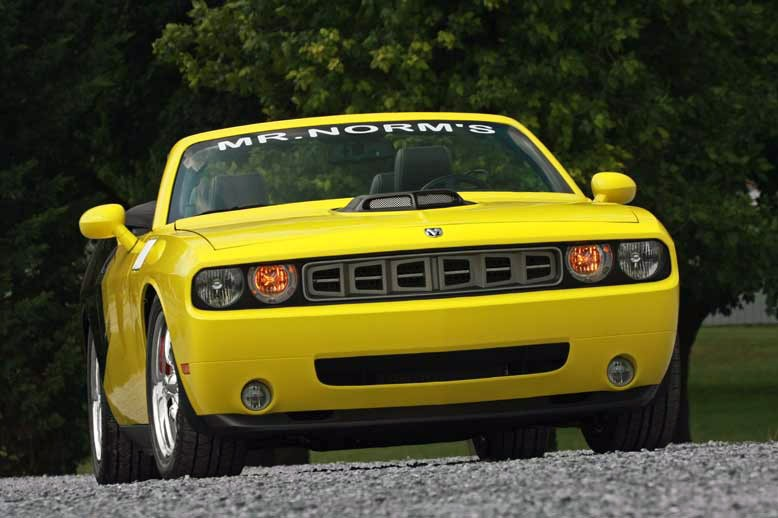 Norm 426 Hemi Challenger And Cuda Convertibles | Top Speed