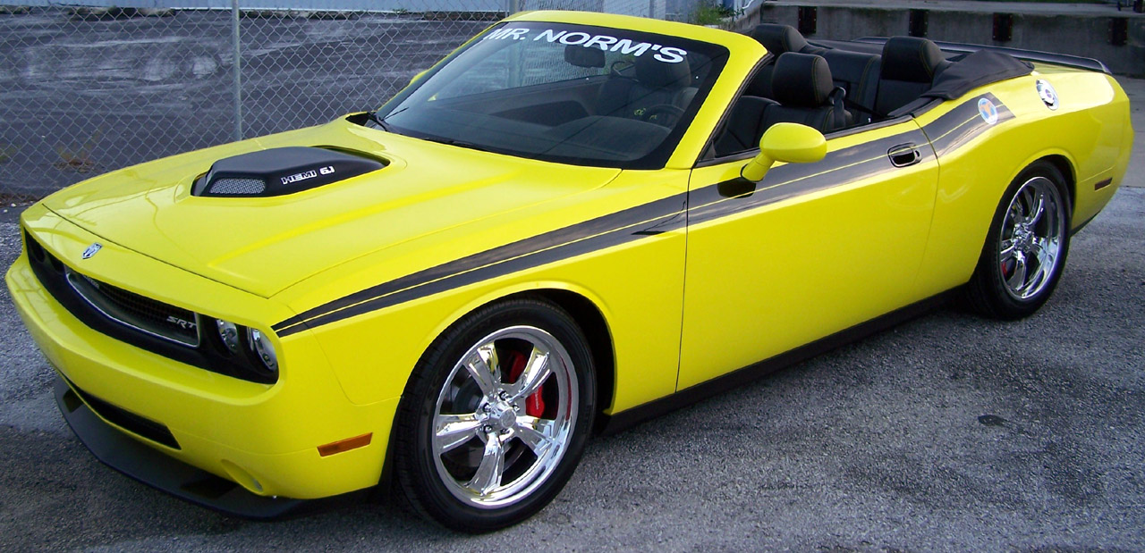 Norm 426 Hemi Challenger And Cuda Convertibles Top Speed