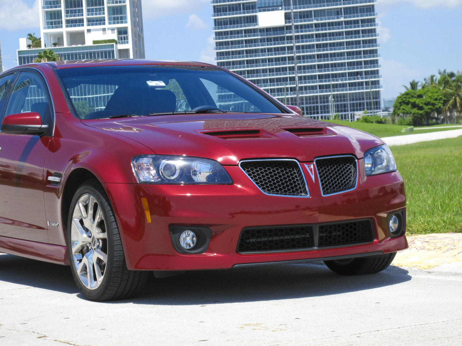 2010 Pontiac G8 GXP | Top Speed. »