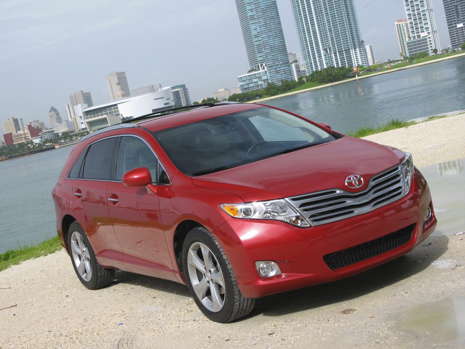 Toyota Venza News And Reviews