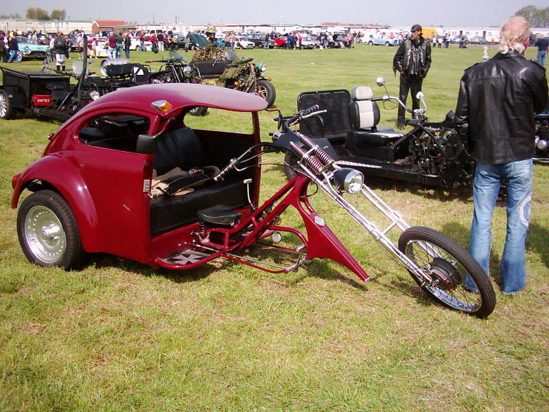 Vw Trike The Best Of Both Worlds News Top Speed