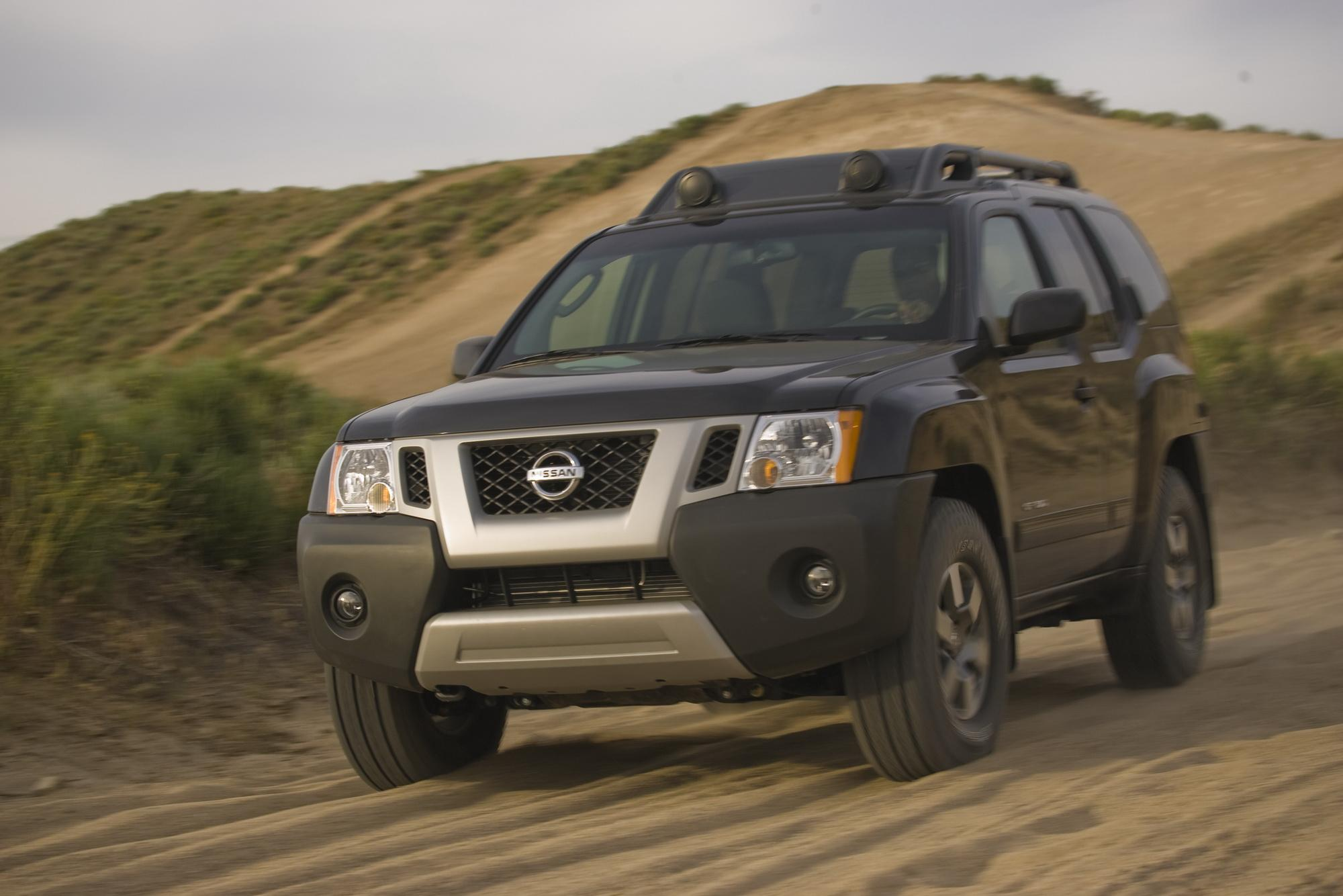 2010 frontier pathfinder and xterra pricing announced. Black Bedroom Furniture Sets. Home Design Ideas