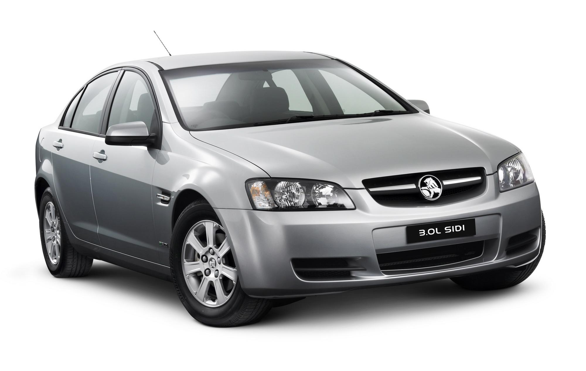 2010 holden commodore top speed