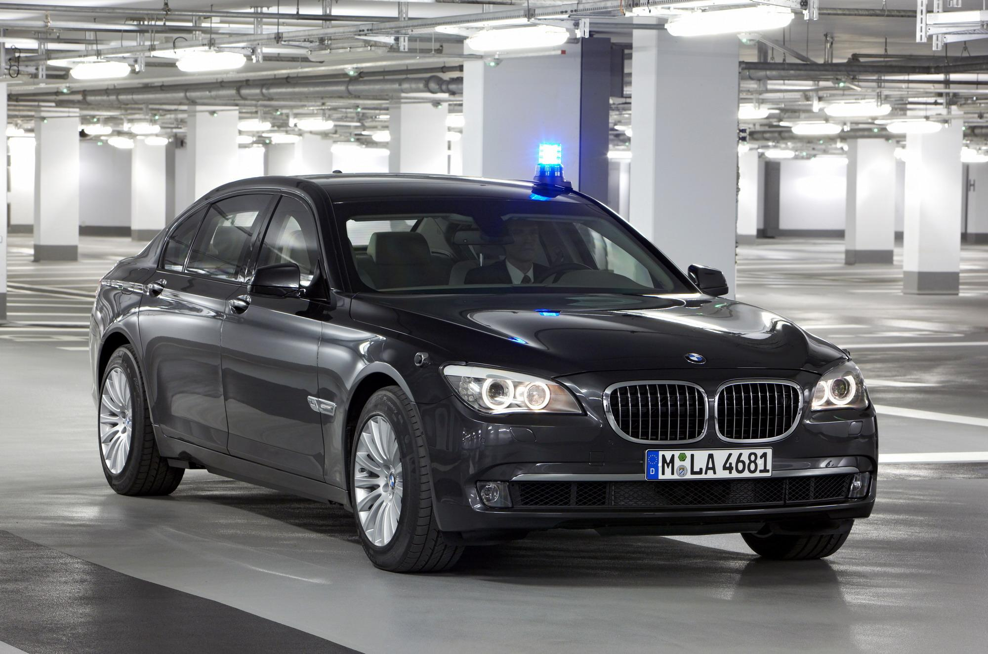 2009 Bmw 7 Series High Security Top Speed