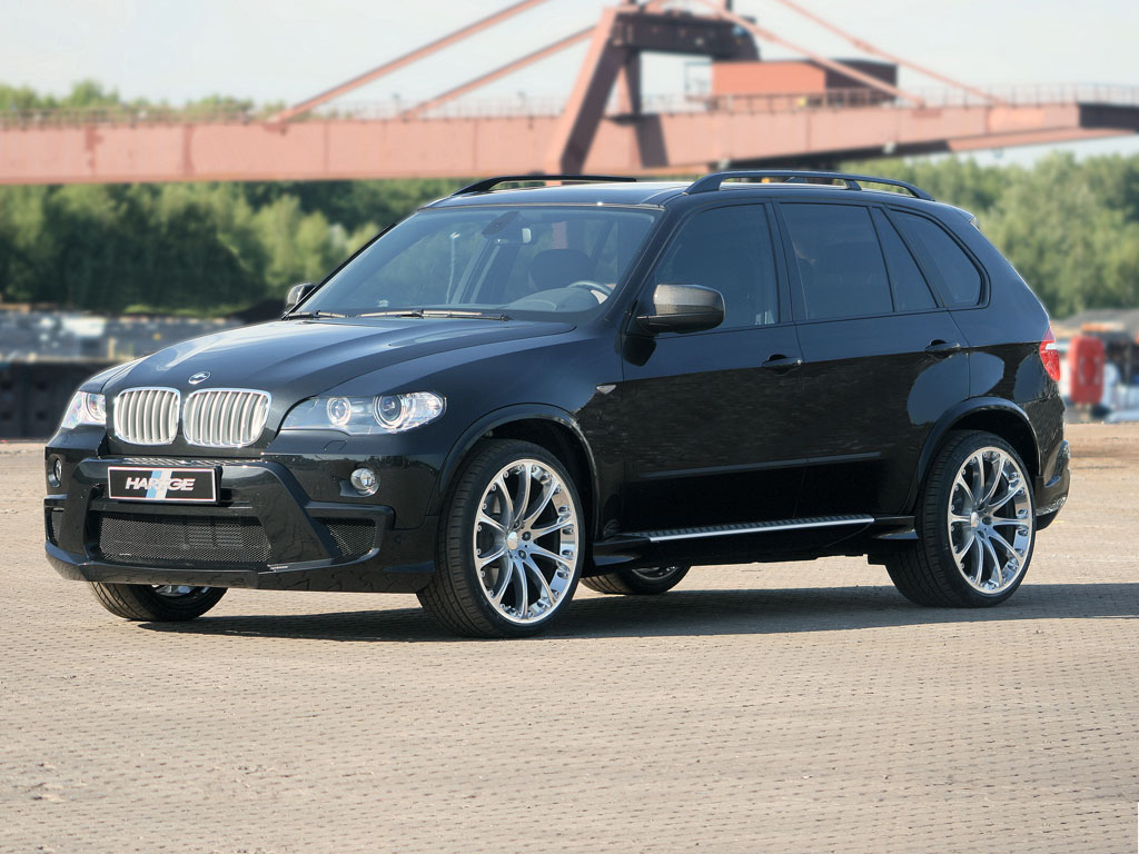 Bmw X5 Suv Get New Aero Kit From Hartge News Top Speed