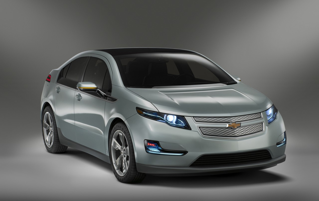 Chevrolet Volt Expects 230 Mpg In City Driving Top Speed Chevy Electric