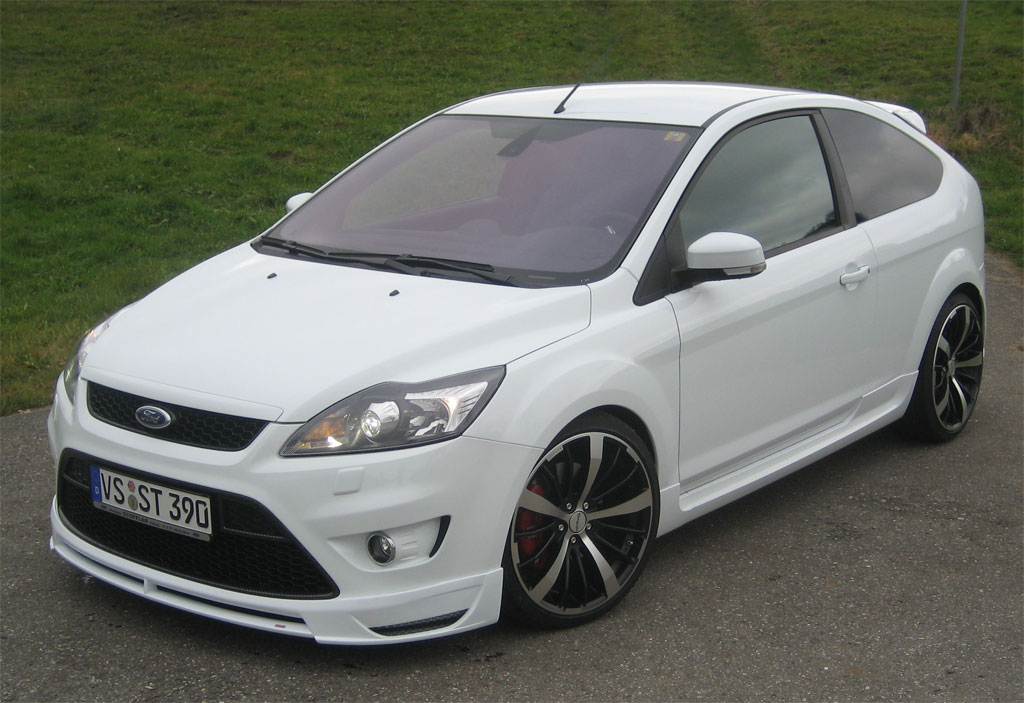 ford focus st by jms racelook news top speed. Black Bedroom Furniture Sets. Home Design Ideas
