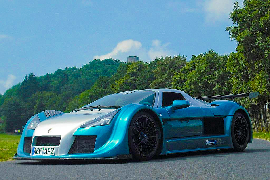 Gumpert Apollo Sport Runs The 'Ring In 7:11 News - Top Speed