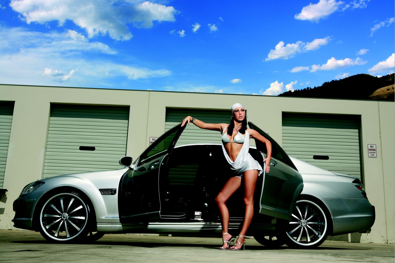 Miss Tuning 2009 Calendar Featuring The Lovely Daniela