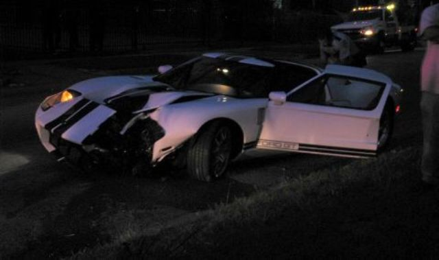 Ford Dealership Houston >> New Car Owner Crashed Brand-new Ford GT | Top Speed