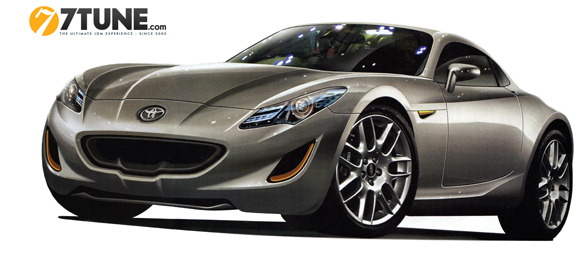 New Details About The Future Toyota/Subaru Compact Sports Car | Top Speed. »