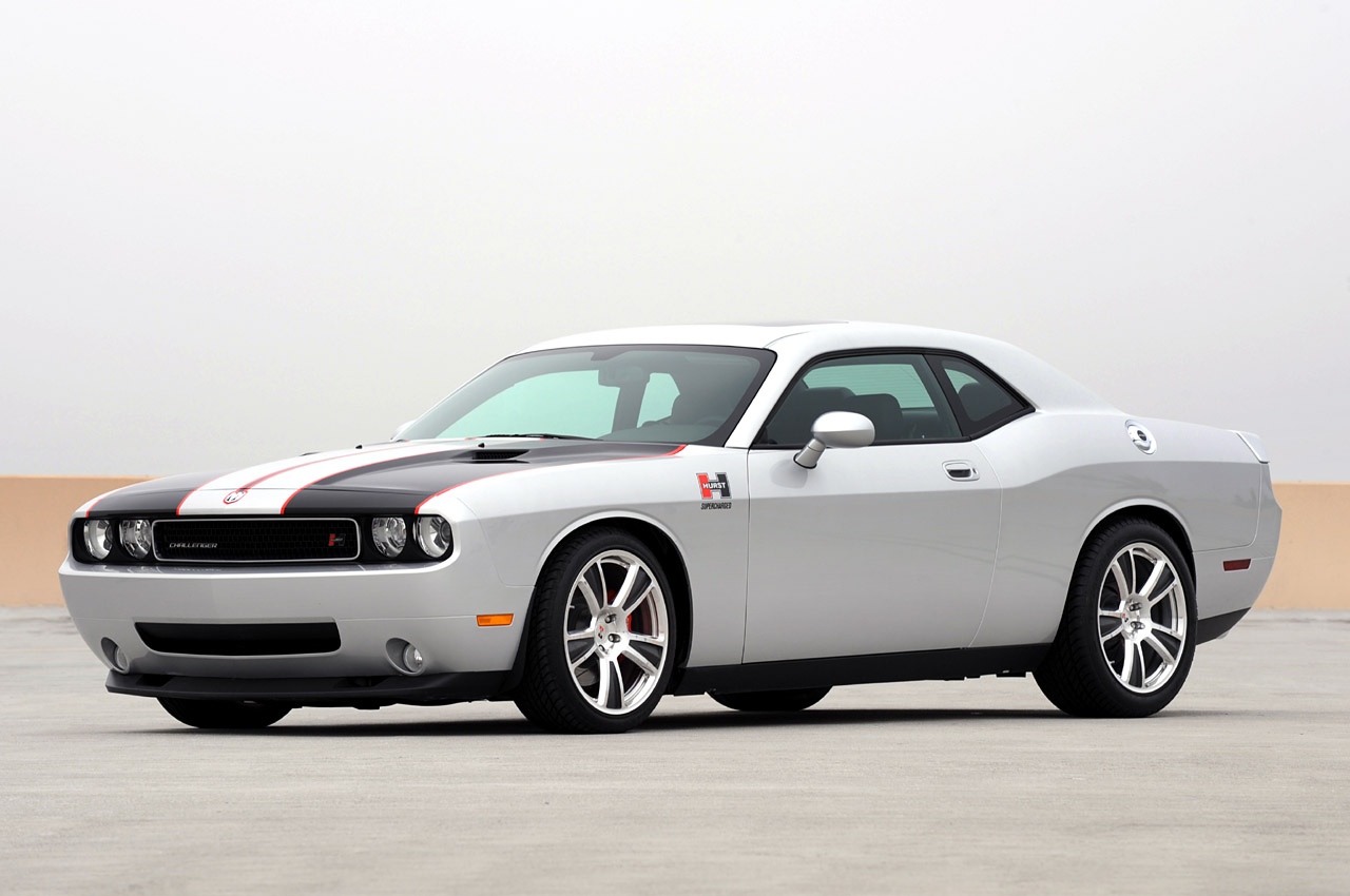 New Hurst Special Edition Dodge Challenger | Top Speed