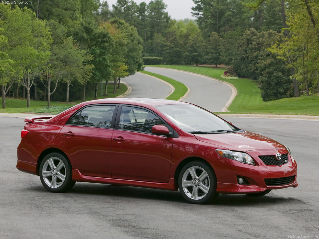 Toyota Corolla Edges Out Ford Focus For Title Of U0027most Sold Car Model Under  Cash For Clunkersu0027 | Top Speed. »