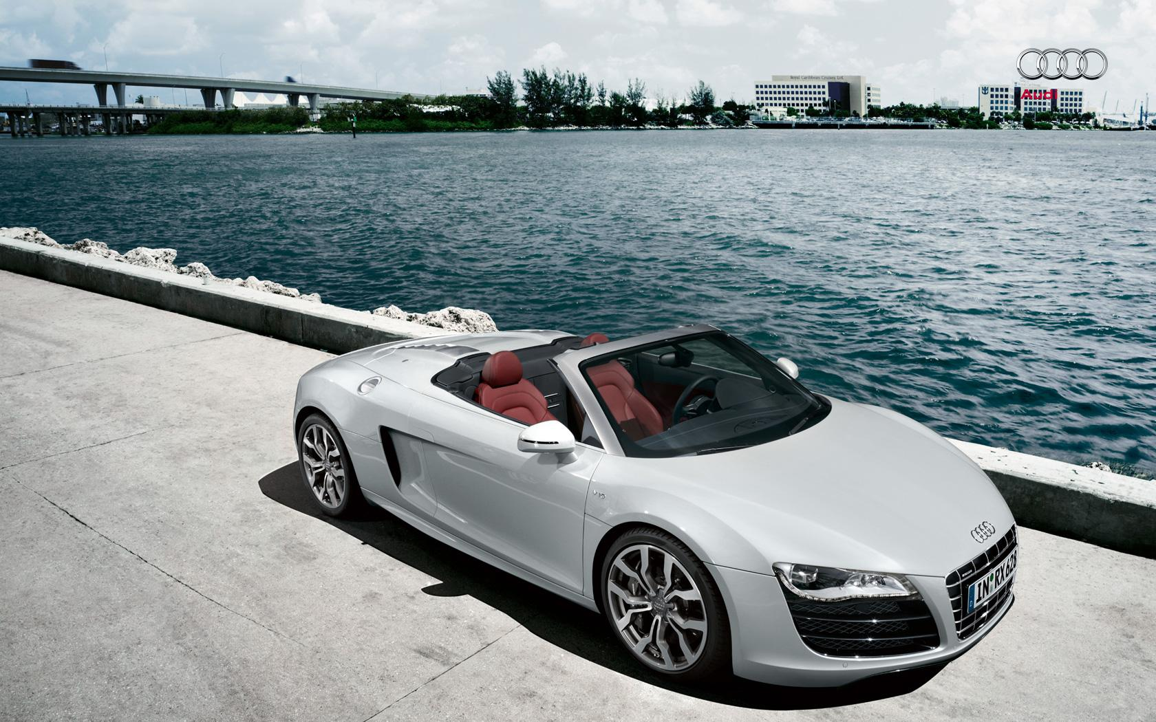 2010 Audi R8 Spyder 5.2 FSI Quattro | Top Speed. »