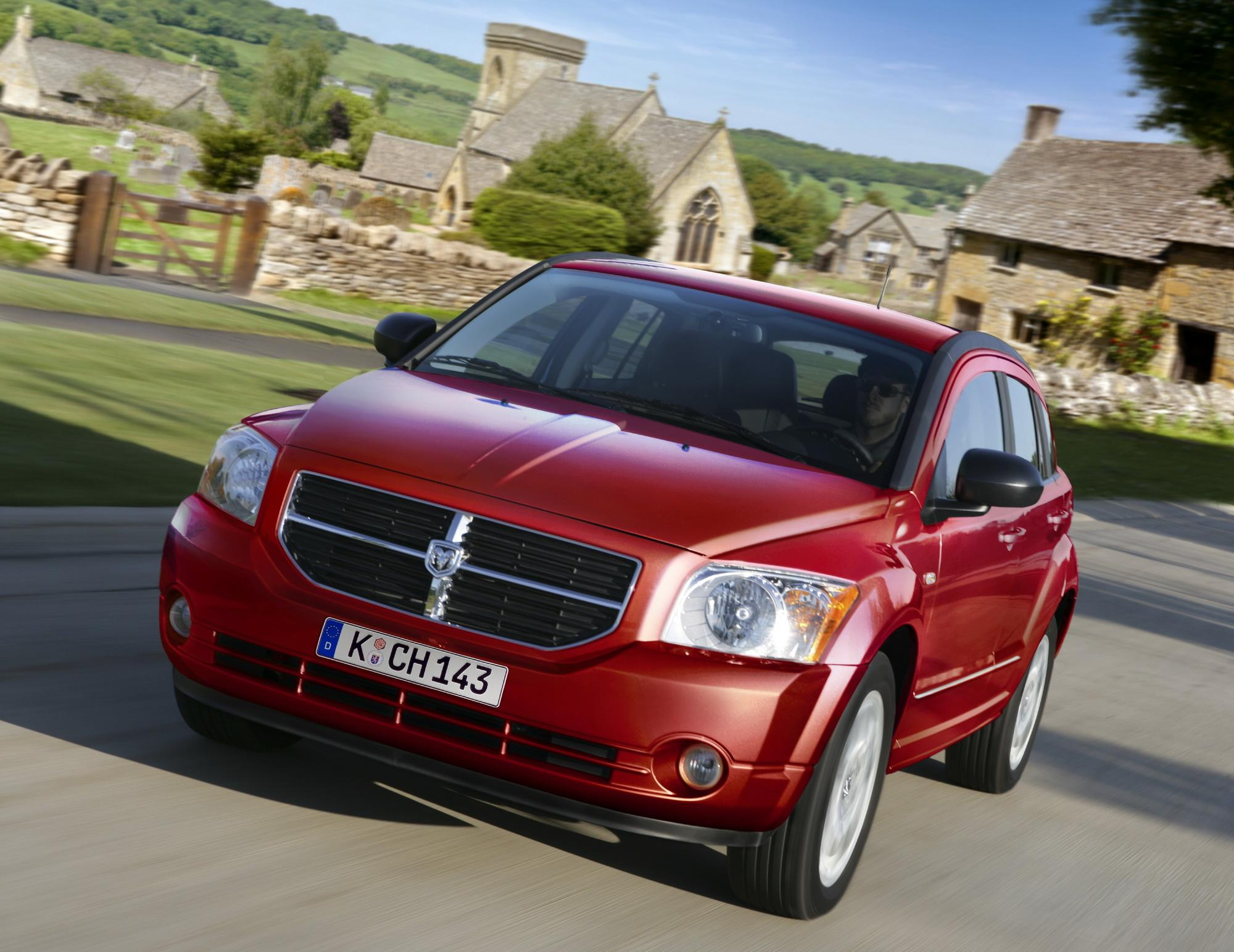 2010 Dodge Caliber Top Speed