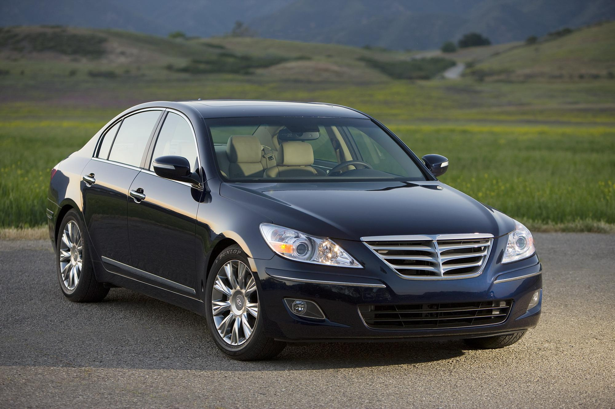 2010 Hyundai Genesis Review Top Speed