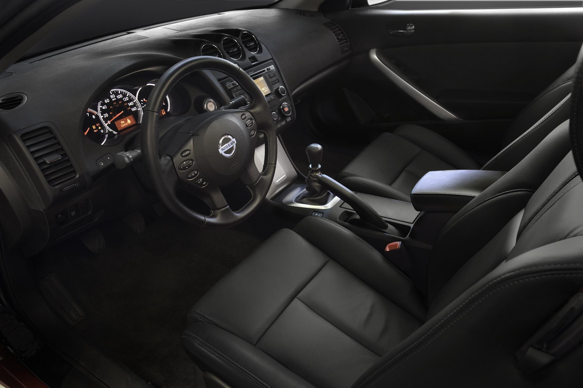 2010 Nissan Altima Coupe | Top Speed. »