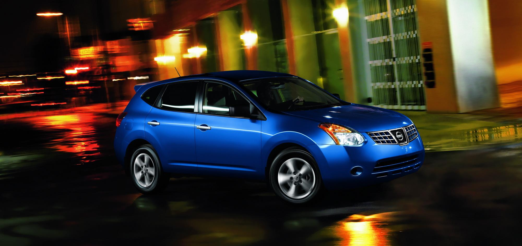 All Types Of Cars >> 2010 Nissan Rogue | Top Speed