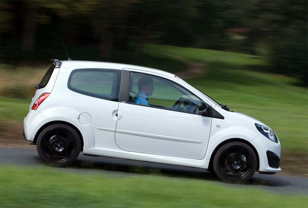 2010 Renault Twingo RS 133 Cup | Top Speed