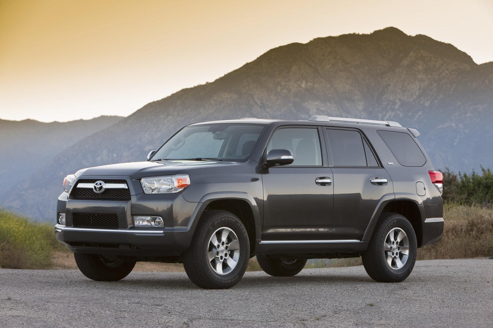 2010 toyota 4runner review top speed sciox Images