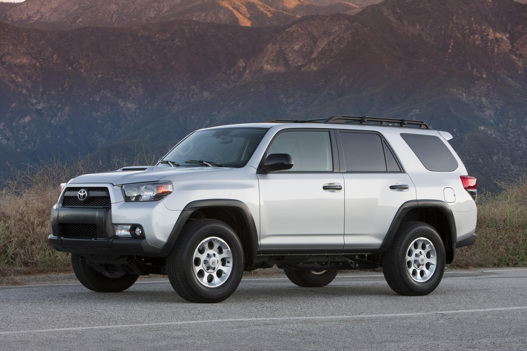 2010 toyota 4runner review gallery 322828 top speed. Black Bedroom Furniture Sets. Home Design Ideas