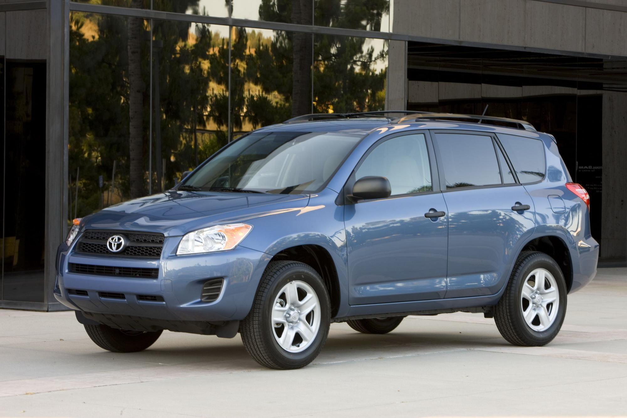 2010 Toyota RAV4 | Top Speed