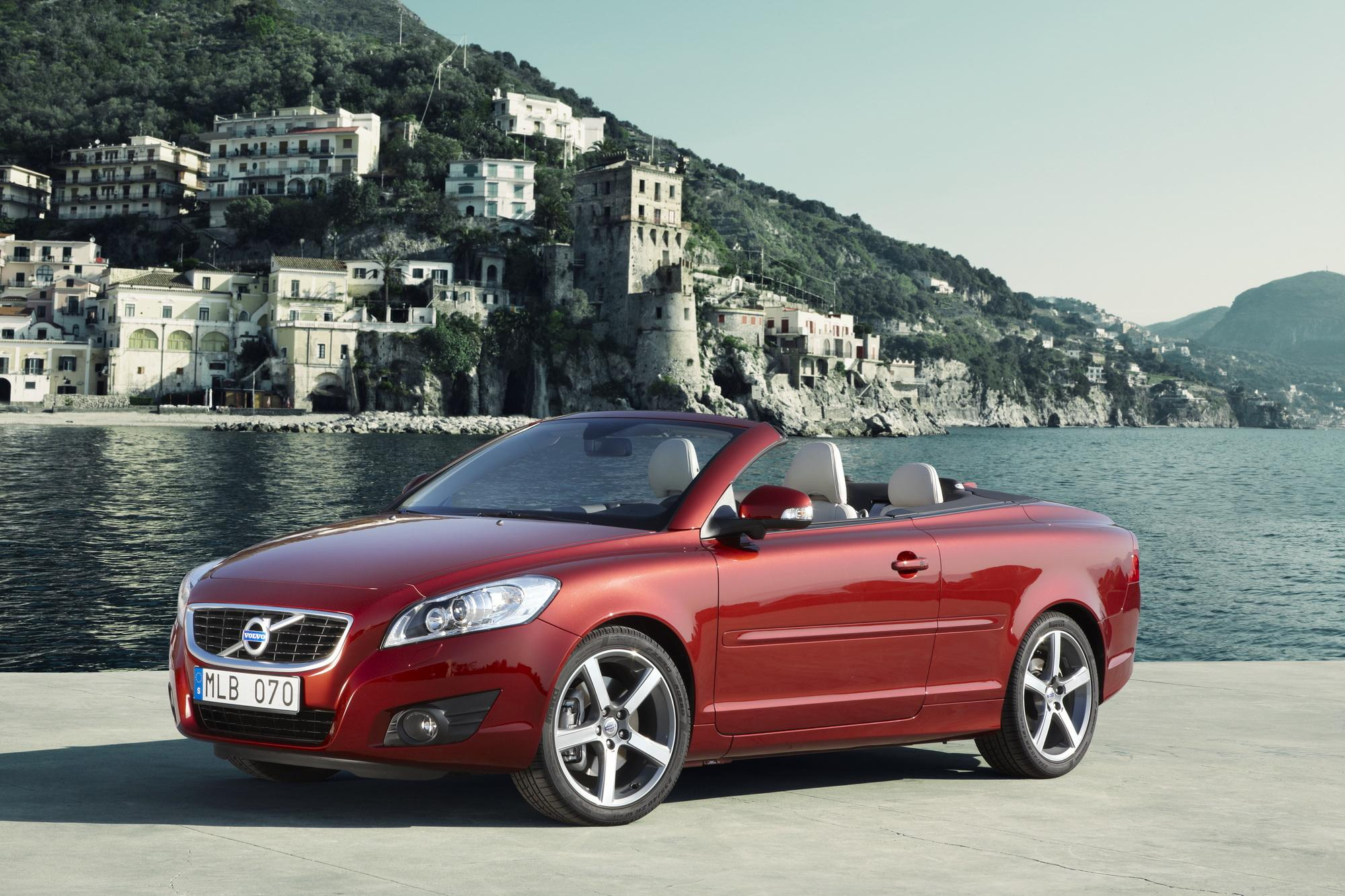 convertible rac volvo cars used for sale