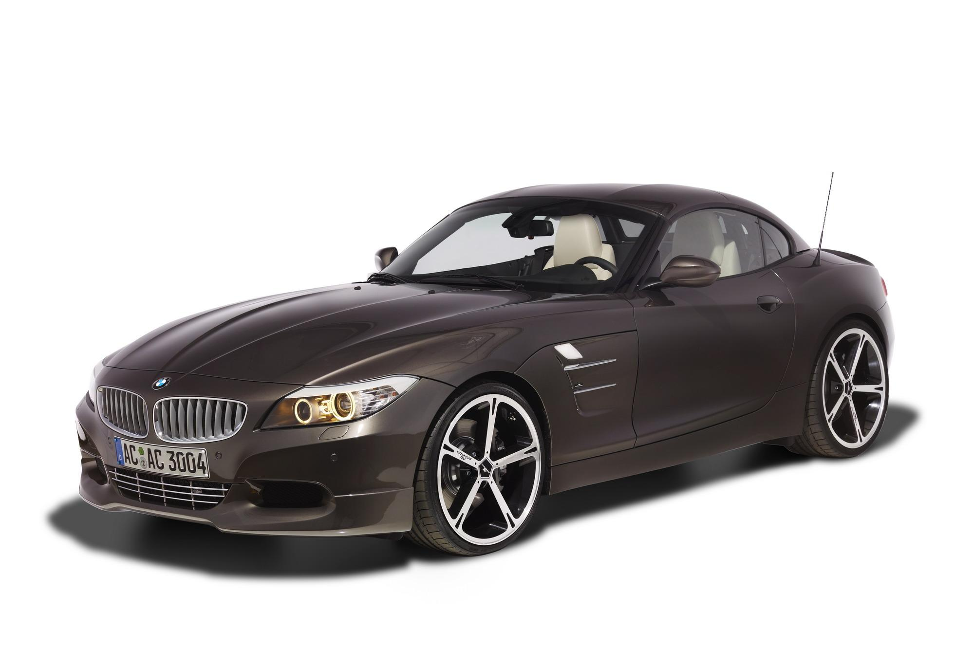 Bmw Z4 By Ac Schnitzer Review Gallery Top Speed
