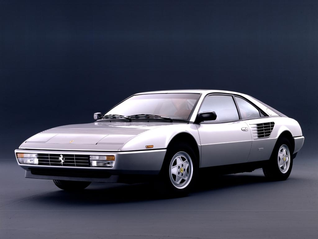 1985 1989 ferrari 3 2 mondial review gallery top speed. Black Bedroom Furniture Sets. Home Design Ideas