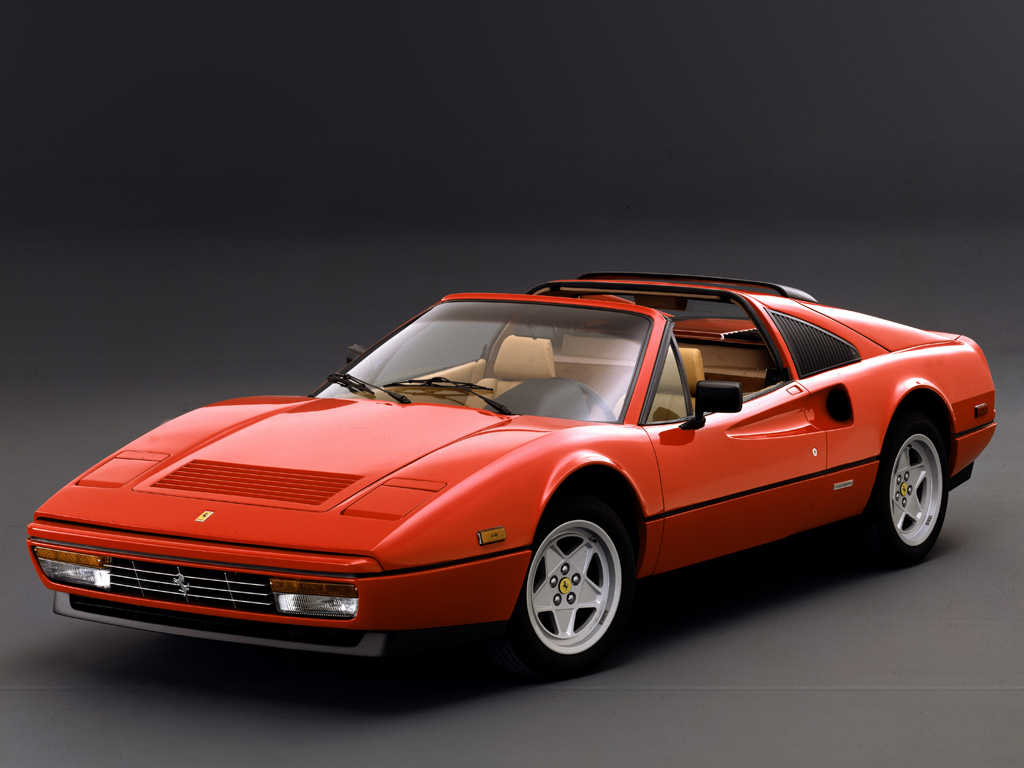 1985 - 1989 Ferrari 328 GTS | Top Speed. »
