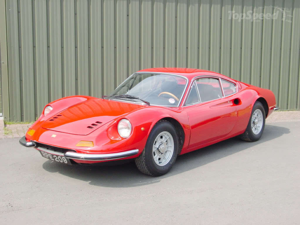 1969 1974 ferrari dino 246 gt picture 321445 car review top speed. Black Bedroom Furniture Sets. Home Design Ideas