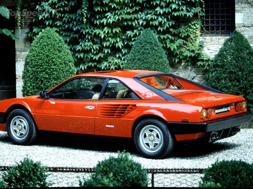 1980 1982 ferrari mondial 8 picture 322183 car review top speed. Black Bedroom Furniture Sets. Home Design Ideas