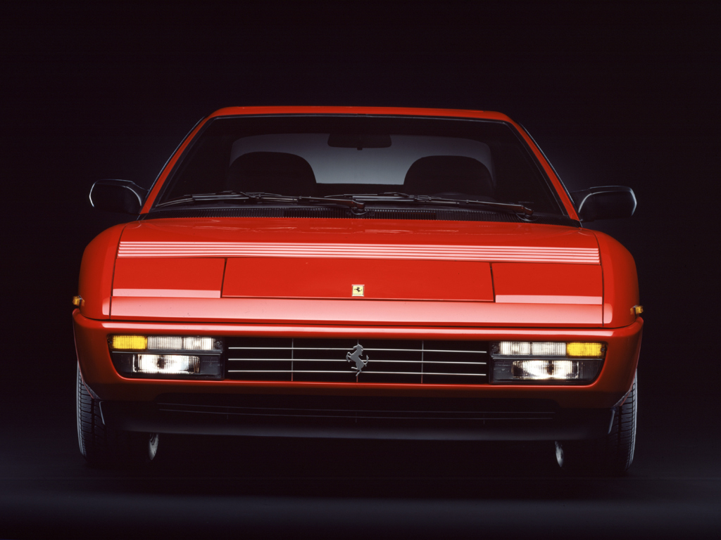 1989 1993 ferrari mondial t review top speed. Black Bedroom Furniture Sets. Home Design Ideas