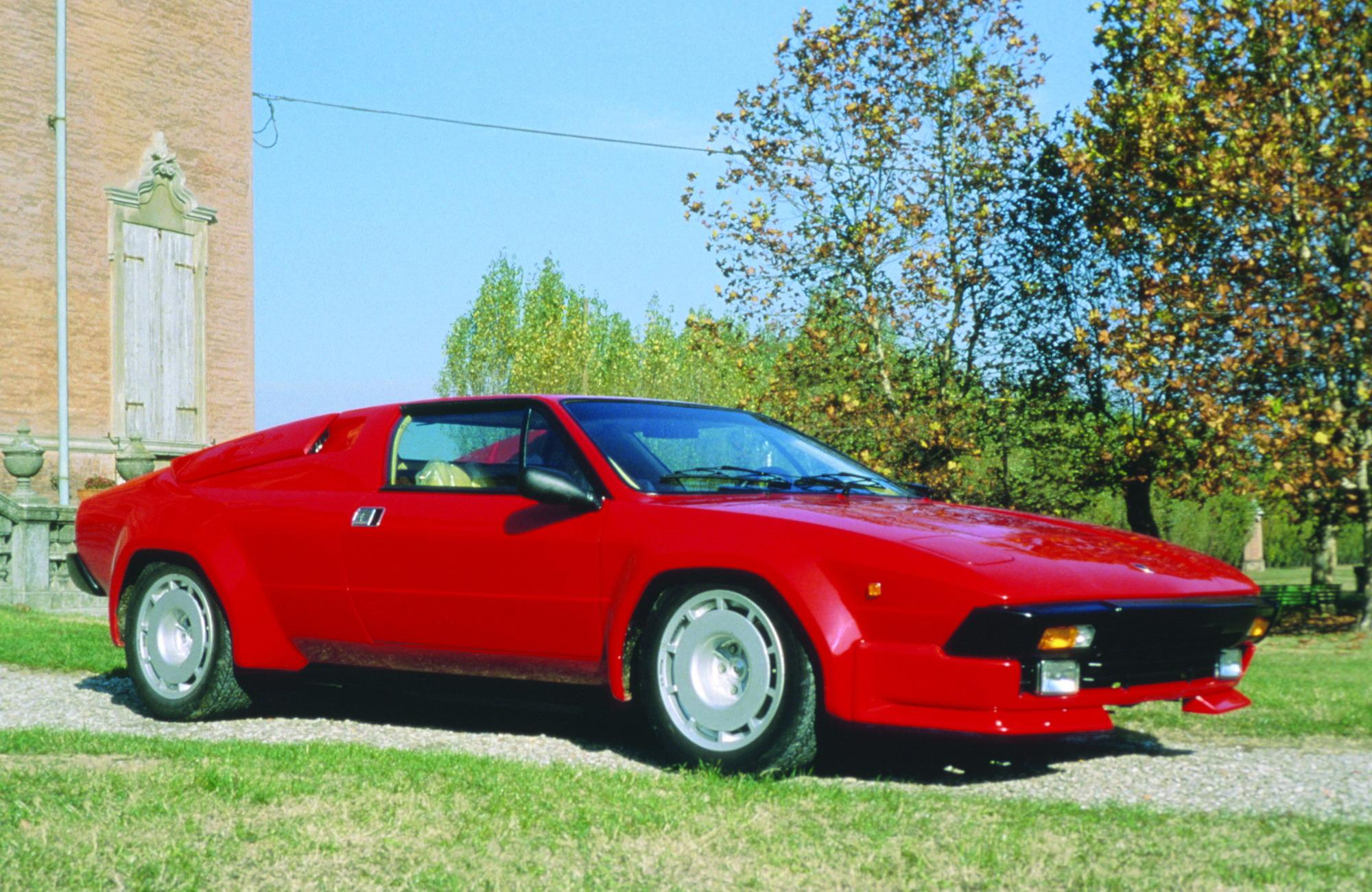 1981 - 1988 Lamborghini Jalpa | Top Speed