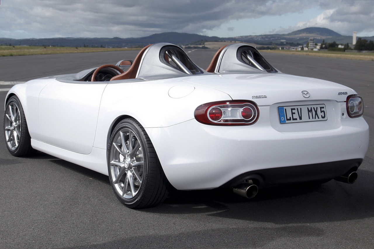 2010 mazda mx 5 superlight review top speed. Black Bedroom Furniture Sets. Home Design Ideas