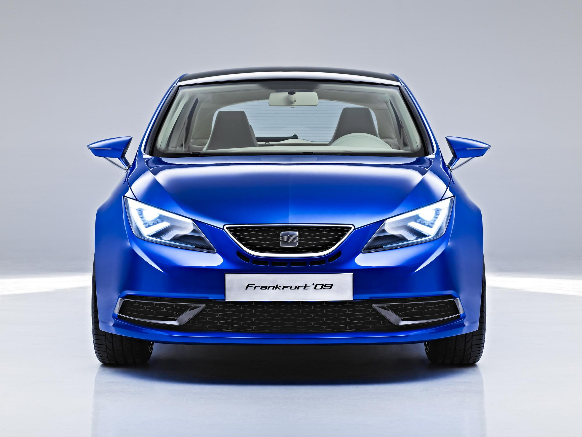 2010 Seat Ibiza Concept Ibz Top Speed