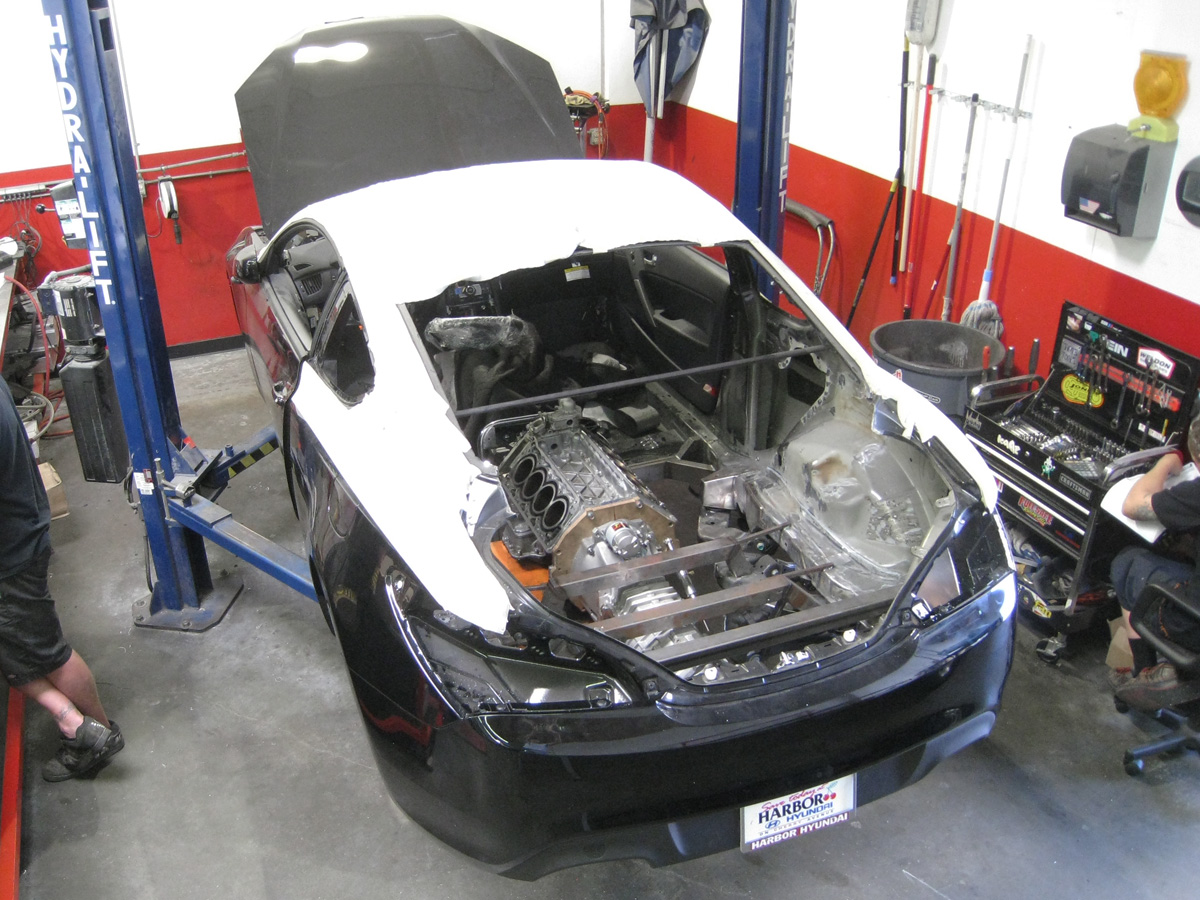 Download. RMR Is Working On A V8 Powered Hyundai Genesis Coupe ...