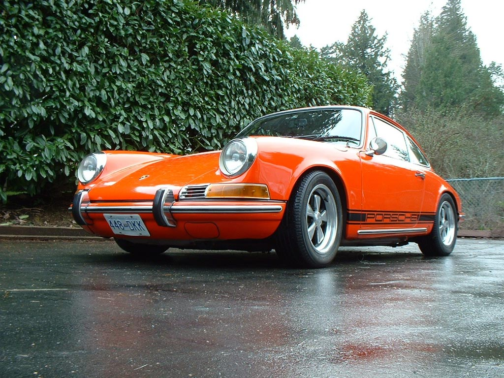 1965 - 1969 Porsche 912 | Top Speed. »