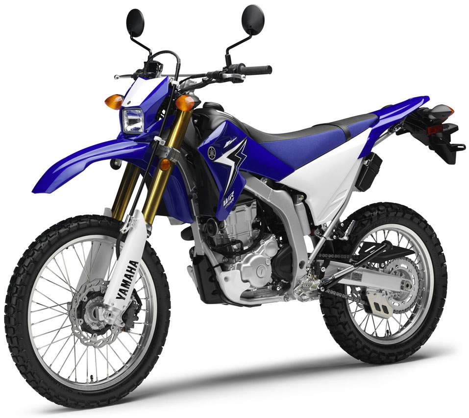 Motorcycle Review Top Speed: 2010 Yamaha WR250R Review