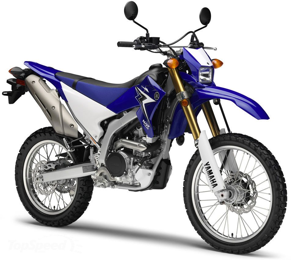 Motorcycle Review Top Speed: 2010 Yamaha WR250R - Picture 330431