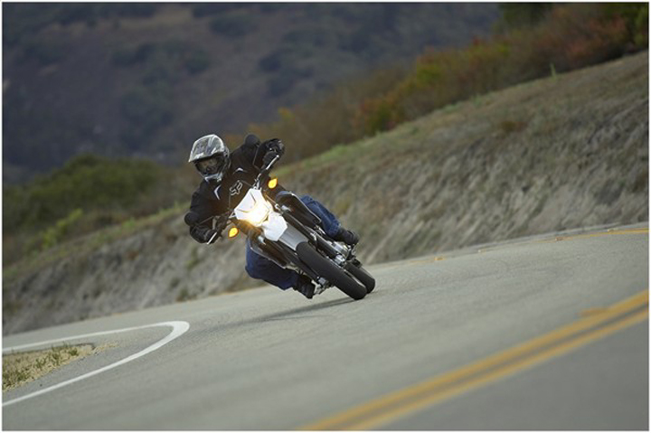 2010 Yamaha WR250X Review - Top Speed